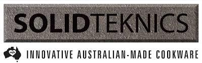 SOLIDTEKNICS Innovative Australian Made Cookware   logo